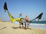 kahoona kite Cape Verde
