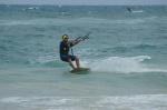 first ride kite beach Cape Verde