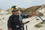 upwind walk kite beach cape verde kiteschool